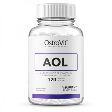 OstroVit AOL, 120 капсул